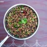 navarathna sundal with beans