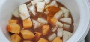 vegetables for udupi huli
